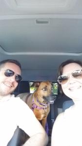 Family Selfie!